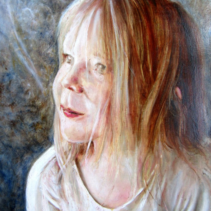 Portrait of Sofie