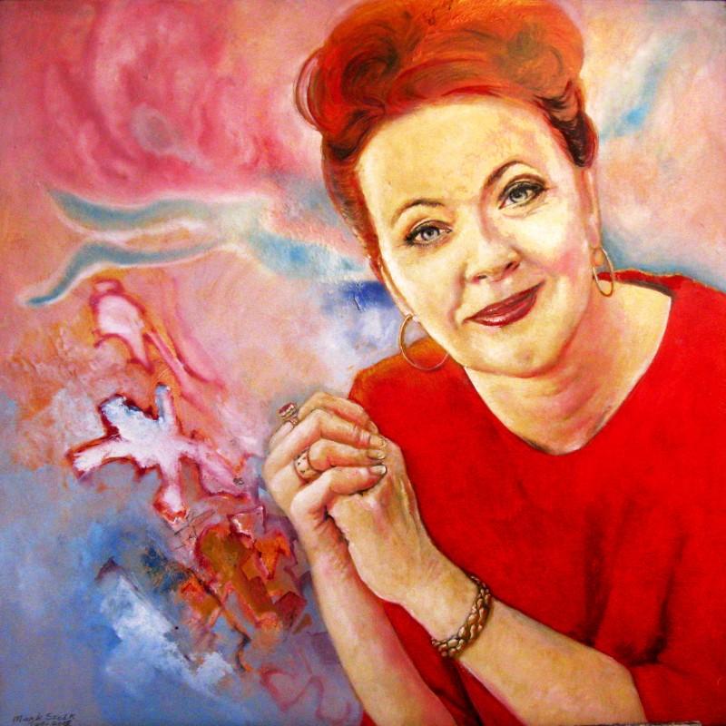 Portrait of Mette Rode Sundstrøm