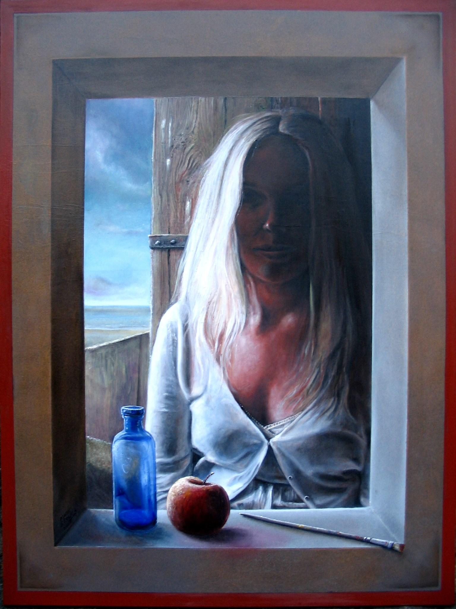 portrait Birgitte 1