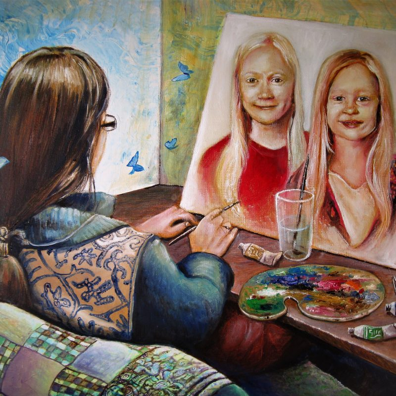 Portrait order Danish Family