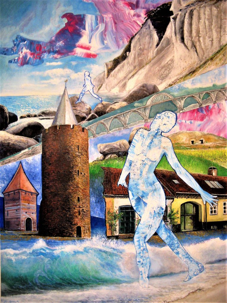 Poster for Sydsjælland / Møn Turistforening