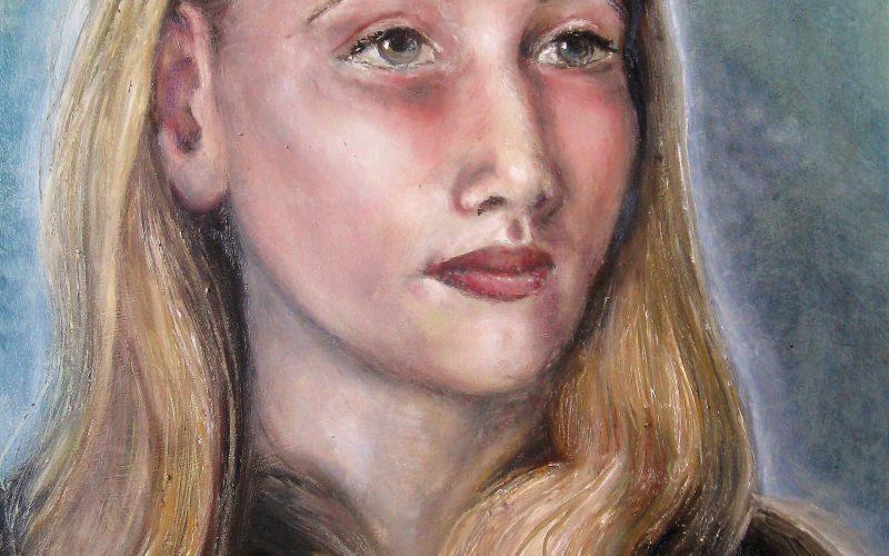 Lærke portrait
