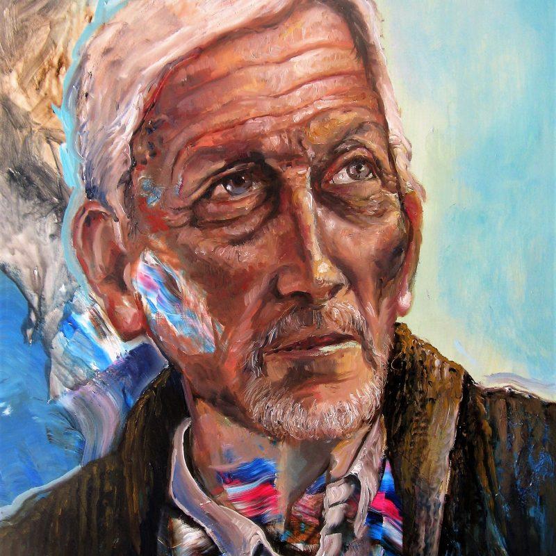 Portrait of Bill Andrews