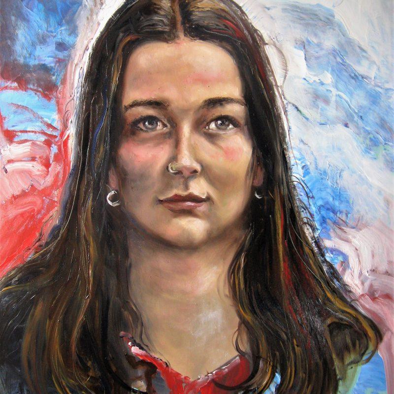 Portrait of Rosa