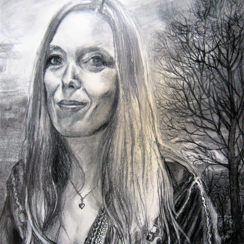 Portrait of Birgitte