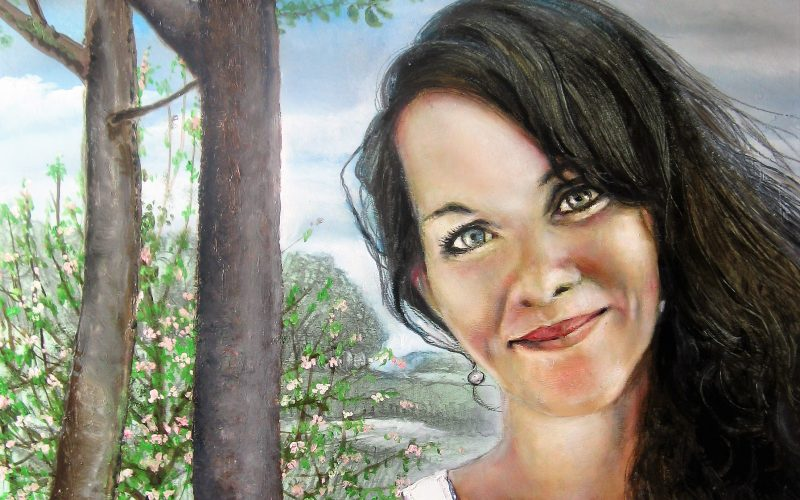 Portrait of Denice